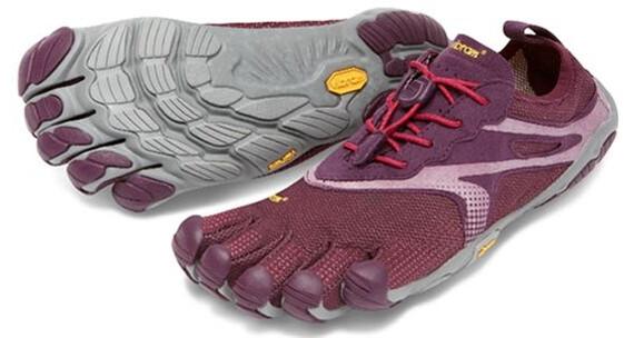 FiveFingers W's Bikila EVO Purple/Grey